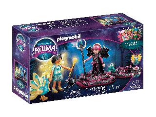 Ayuma kalandjai - Avelina és Noxana