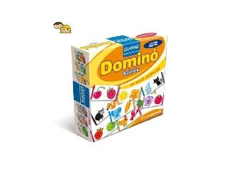 Az első játékaim Domino  Színek