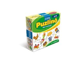 Az első játékaim Puzzlinó  Hol a párja?