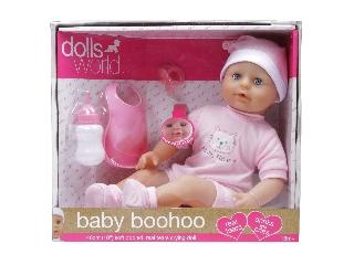 Baby Boohoo könnyező baba
