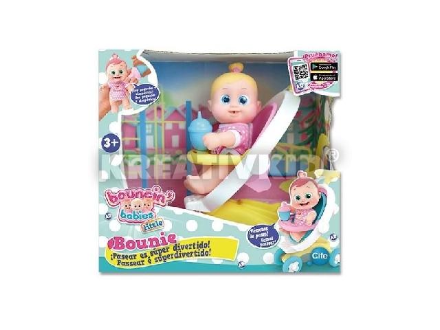 Babakocsis móka (cumizó, pisilő babával) - Bouncing Babies