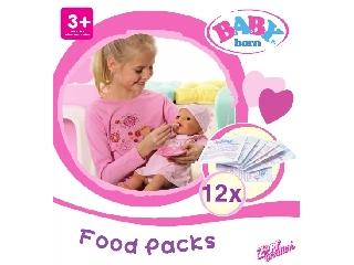 Baby Born bébiétel 12 darabos