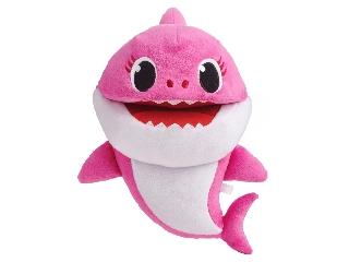 Baby Shark Cápa - Anya - ütemre zenélő plüss