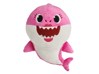 Baby Shark Cápa - Anya - zenélő plüss