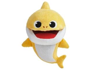 Baby Shark Cápa - Bébi - ütemre zenélő plüss
