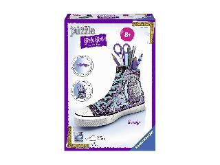 Bagoly tornacipő 108 darabos 3D puzzle