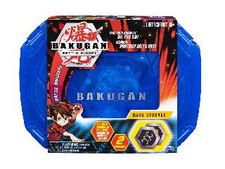 Bakugan Tároló Doboz kék
