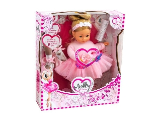 Bambolina Molly balerina baba
