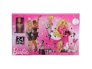 Barbie adventi naptár