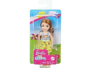 Barbie Chealse babák-Kislány lajháros ruhában