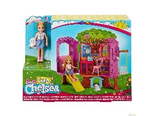 Barbie Chelsea lombkorona háza
