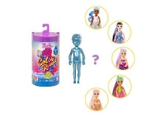 Barbie Color Reveal Chelsea meglepetés baba