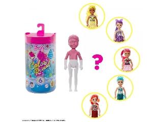 Barbie Color RevealTM Chelsea meglepetés baba