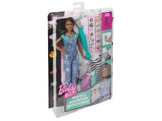 Barbie D.I.Y. Emoji kreol ruhatervező szett