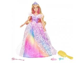 Barbie Dreamtopia szivárványhercegnő - ajándék tornazsákkal