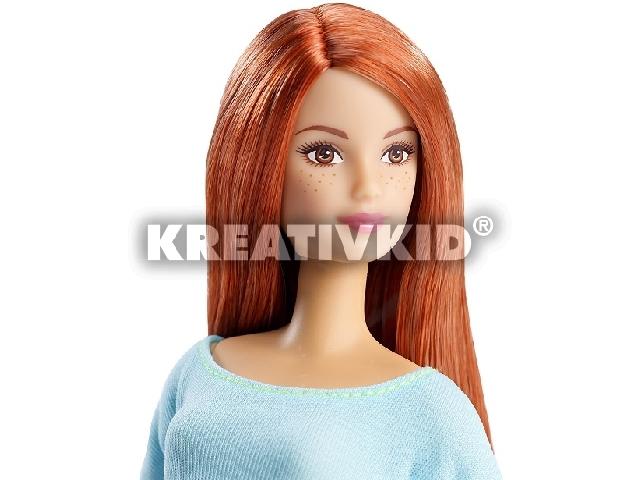 Egy vörös hajú