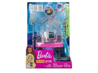 Barbie karrier kiegészítő szett - Stúdió