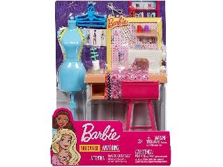 Barbie karrier kiegészítő szett - Varroda