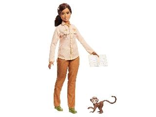 Barbie National Geographic vadvilági természetvédő baba