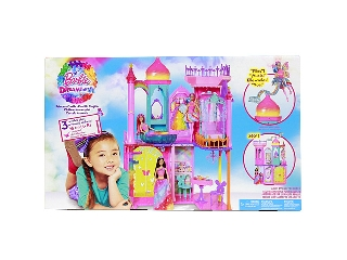 Barbie Szivárványkastély