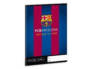 Barcelona szótárfüzet A/5 31-32