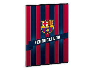 Barcelona füzet A/4 vonalas