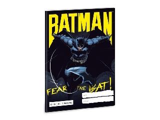 Batman 1. oszt. vonalas A/5 füzet 1432
