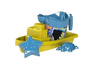 Batman hajós homokozókészlet, 4 részes