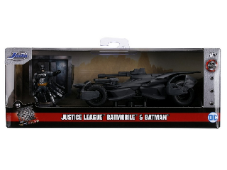 Batman Justice League Batmobile 1:32