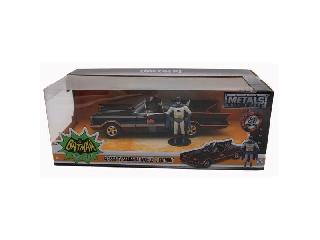 Batman: Klasszikus Batmobile 1966, 1:24
