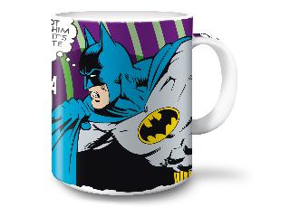 Batman porcelán bögre