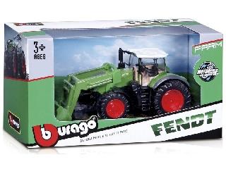 Bburago 10 cm traktor - Fendt