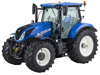 Bburago 10 cm traktor - New Holland