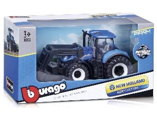 Bburago 10 cm traktor - New Holland