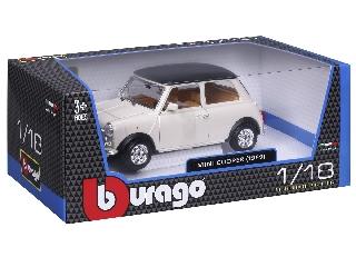 Bburago 1 /18 - Mini Cooper (1969