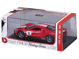 Bburago 1 /32 - Ford GT18 Heritage