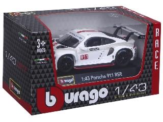 Bburago 1 /43 - Porsche 911 RSR GT