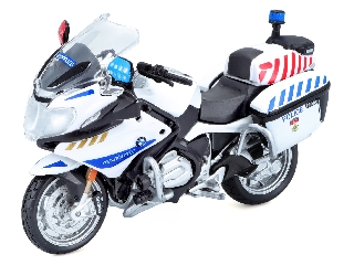 Bburago BMW 1200 RT Magyar rendőrmotor - 1:18