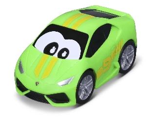 Bburago Junior - Lamborghini lendkerekes kisautó zöld