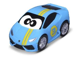 Bburago Junior - Lamborghini lendkerekes kisautó kék