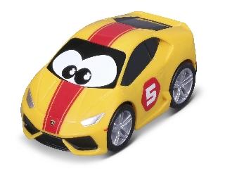 Bburago Junior - Lamborghini lendkerekes kisautó sárga