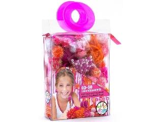 Bead Bazaar - Fonal díszek és ékszerek, Pink