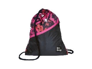 be.bag be.daily sportzsák pink summer