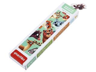 Bébi puzzle - 8 erdei állat