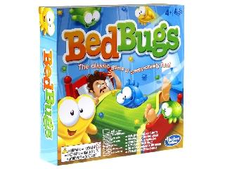 Bed bugs (Ágyi poloskák) társasjáték