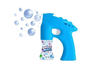 Bedazzle Buborékfújó pisztoly 2x30 ml utántöltővel kék