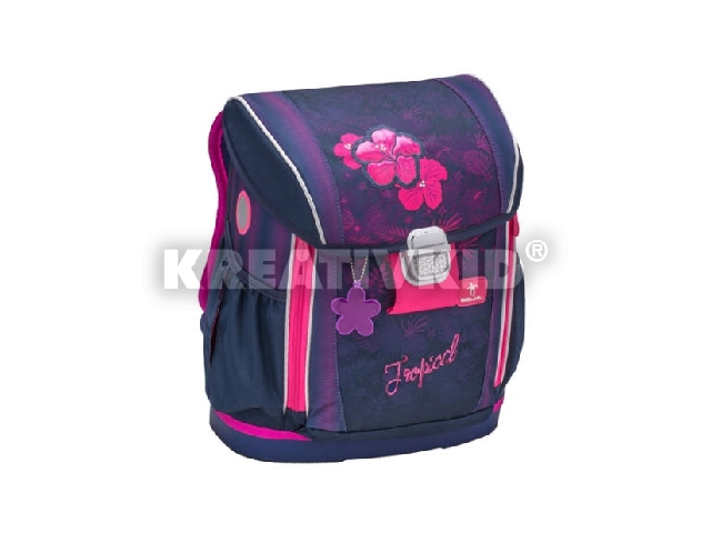 69a13b419 kapható olcsó - Iskolatáskák - Belmil - Flamingó merev falú iskolatáska