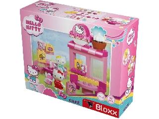 BIG-Bloxx Hello Kitty kávézója
