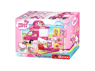 BIG-Bloxx Hello Kitty fagyiskocsija
