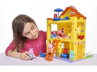 BIG-Bloxx Peppa háza építőjáték